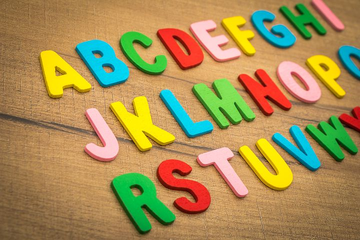 Find The Alphabet ESL Activity
